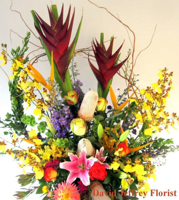 Tropical Flowers Online