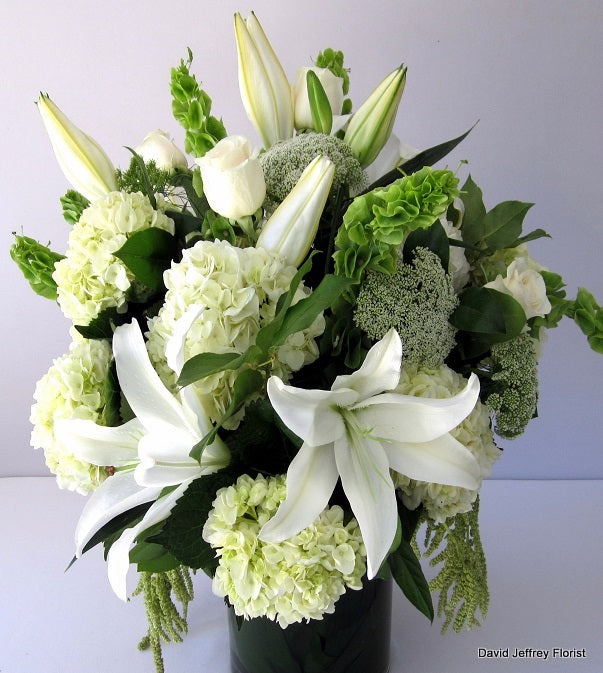 Vanilla Lime by David Jeffrey Florist