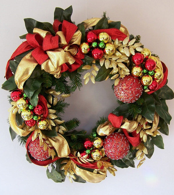 David Jeffrey's Christmas Traditions Wreath