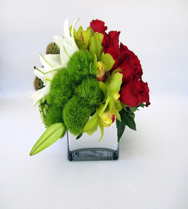Contemporary Flower Designs