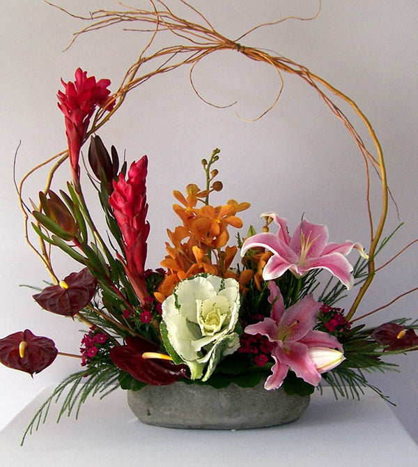 Order Tropical Flowers Online