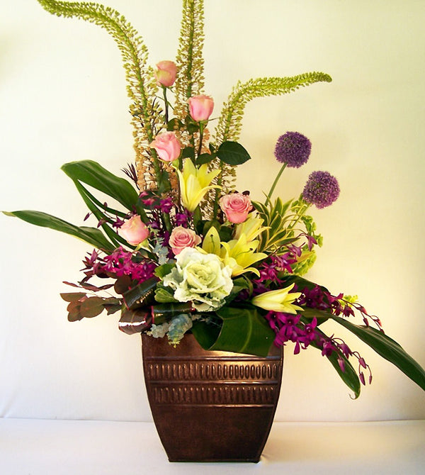 Affordable Contemporary Designs by David Jeffrey Florist
