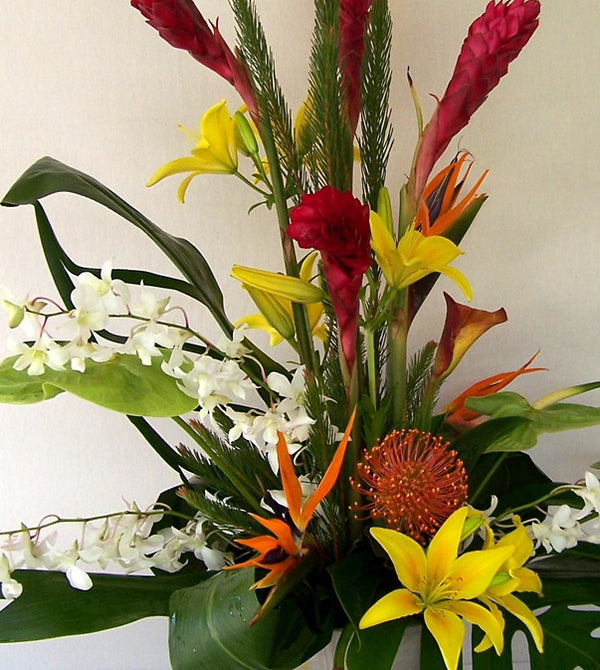 Modern Flowers By David Jeffrey Florist