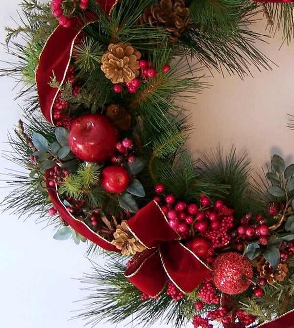 David Jeffrey Florist Wreaths for Christmas