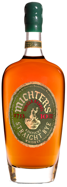 Michter's 10 year Rye Whiskey