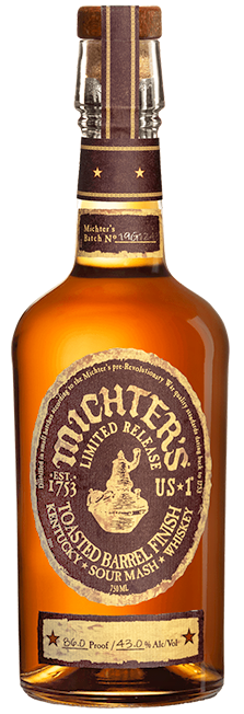 Michter's Toasted Barrel SOur Mash Whiskey