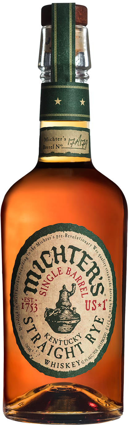 Michter's US1 Kentucky Straight Rye Whiskey 700ml 42.4% abv.