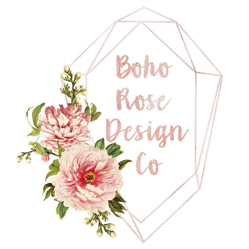 Boho Rose Design Co