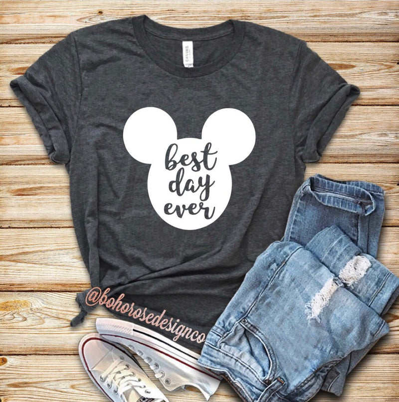 Best Day Ever Disney shirt