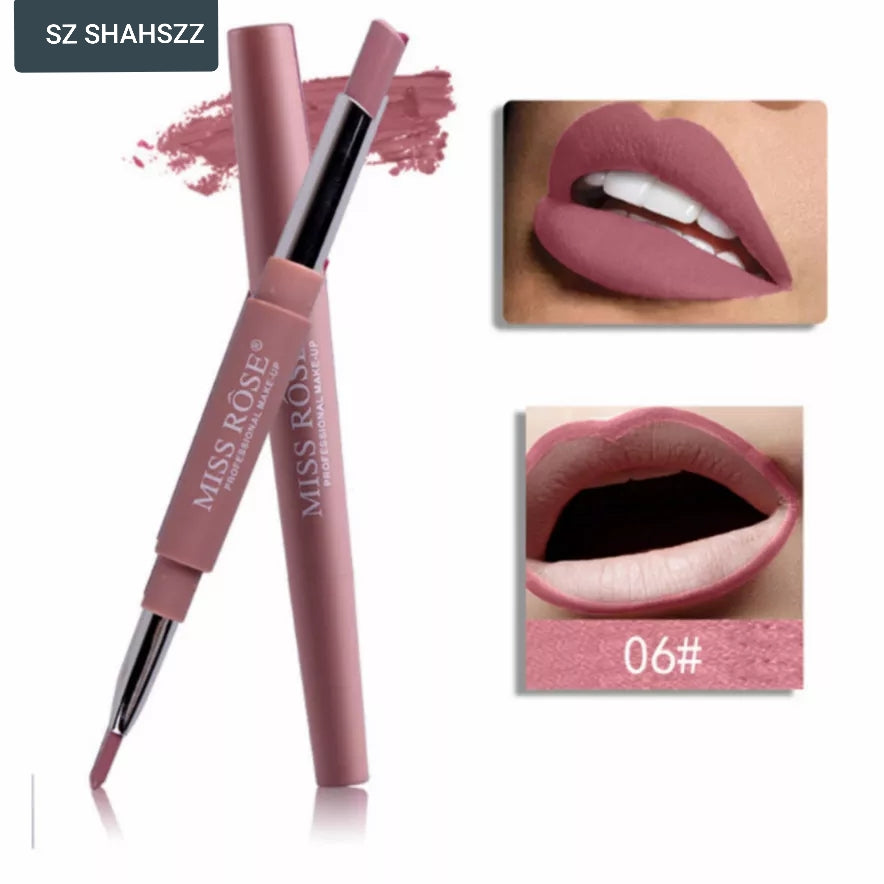 Free Shipping Worldwide 30% OFF _ Sexy Red Matte Lipgloss Sexy Liquid Lip Gloss Matte Long Lasting Waterproof Cosmetic Beauty Keep 24 Hours Makeup Lips