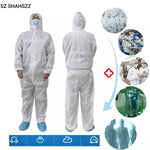 Covid-19 Coronavirus PPE Suit - MOQ : 1000 PCS $5.90 per pc/  / 1 per pc $19 Free Shipping Worldwide