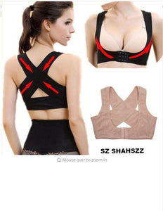 FREE SHIPPING _ 1PCS Women Chest Posture Corrector Support Belt Body Shaper Corset Shoulder Brace for Health