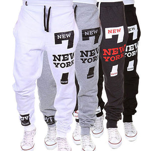 FREE SHIPPING _ 2019 Thin Men Letter Print Sweatpants Joggers Male Calca Masculina Hip Pop Casual Trousers Track Pants Clothes