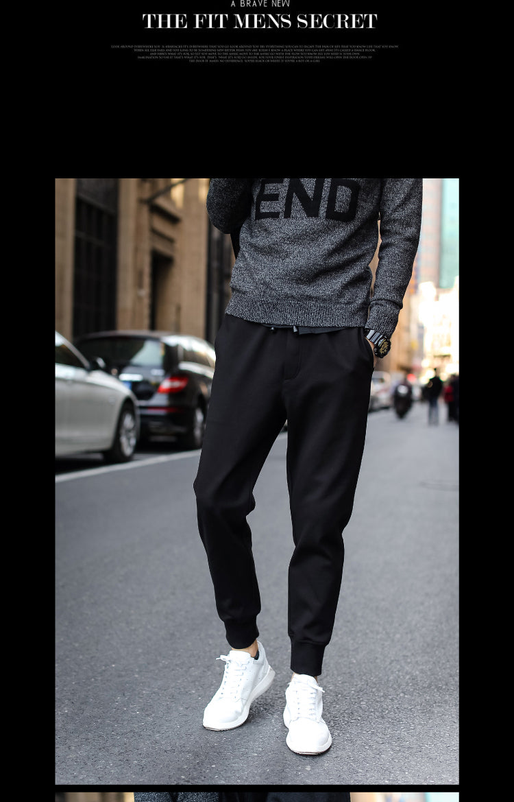 Mens Haren Pants For Male Casual Sweatpants Hip Hop Pants Streetwear Trousers Men Clothes Track Joggers Man Trouser