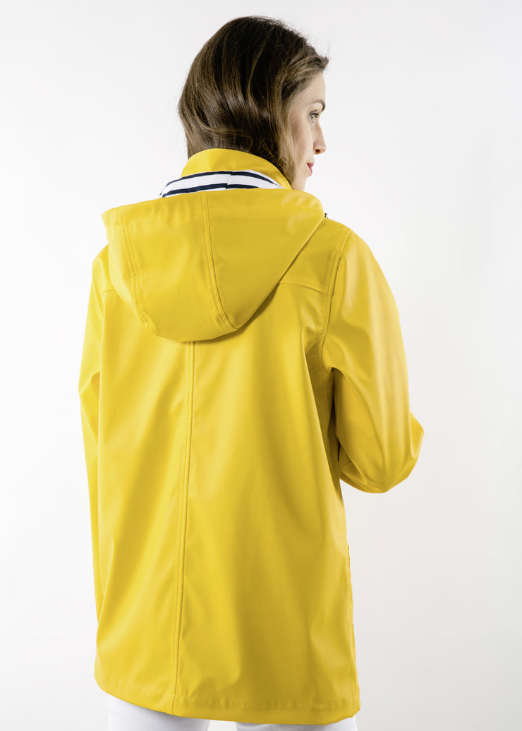 Saint James Classic Nautical Raincoat