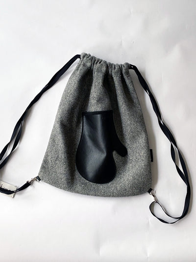Jack Gomme Drawstring Bag