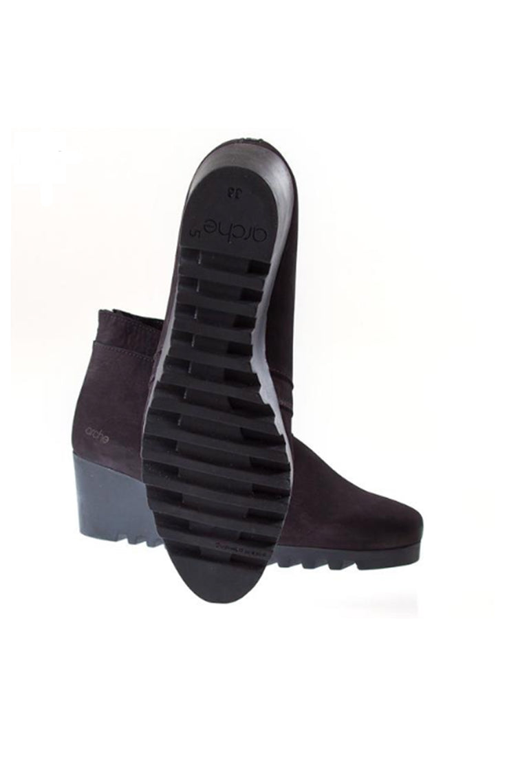 Arche Lareno Wedge Booties