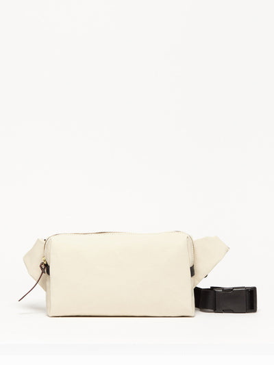 Jack Gomme Bloom Coated Linen Fannypack