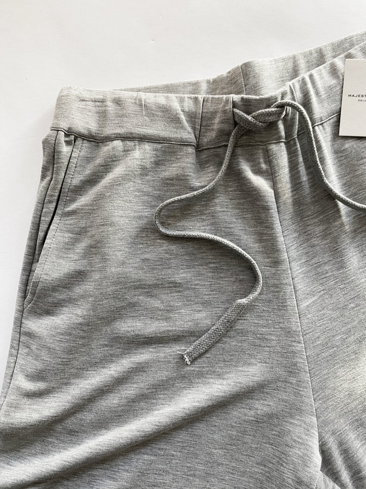 Majestic French Terry Ultra Soft 3/4 Pants