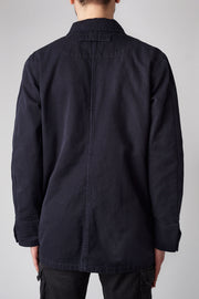 Saint James Canvas Jacket with Buttons