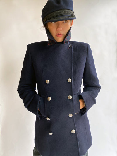 Saint James  Saint Briac coat jacket