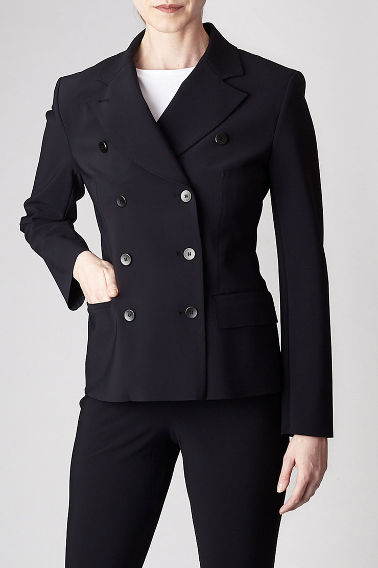 Schella Kann Double  Breasted Blazer