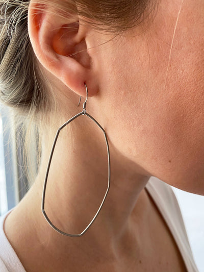 Materia Morphos Earrings