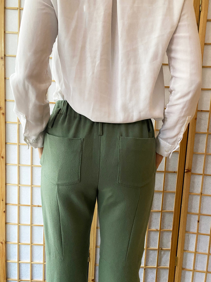 Susanne Bommer Wool Trousers