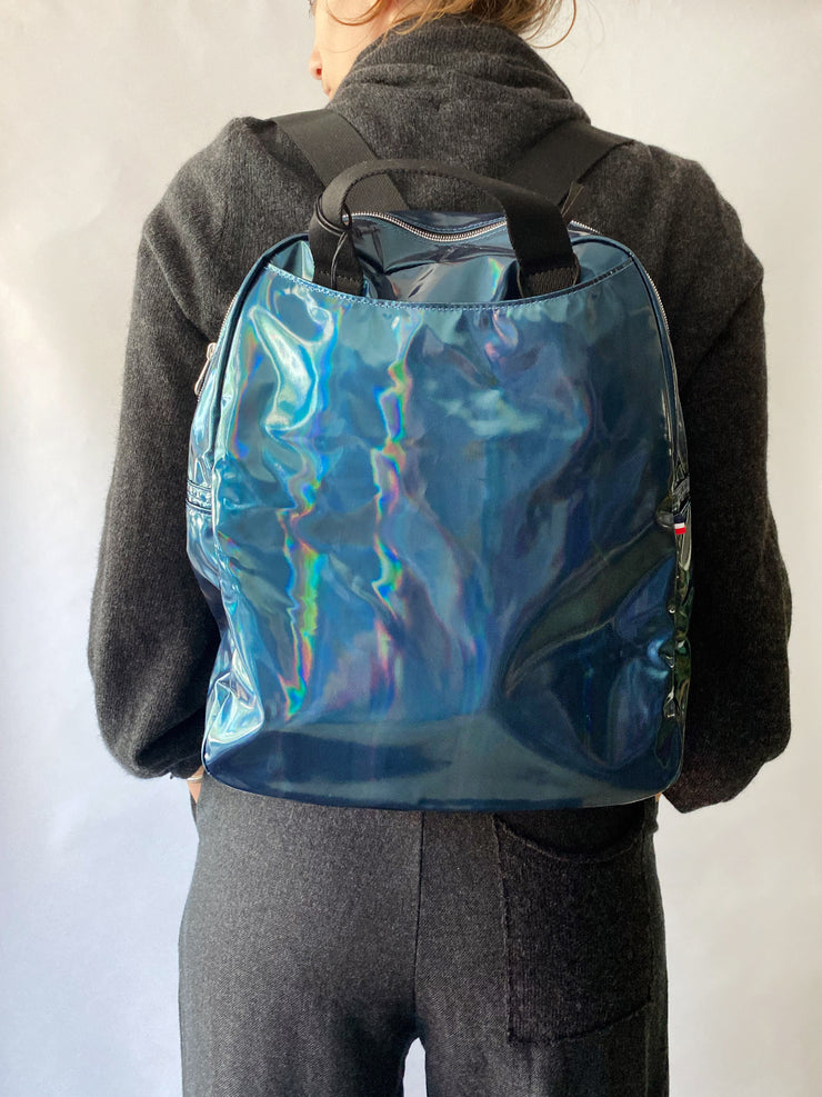 Jack Gomme Iridescent LAMI Backpack