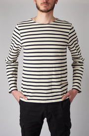 Authentic Breton Stripe Shirt Meridien moderne