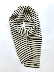Saint James Extra Long Striped Scarf