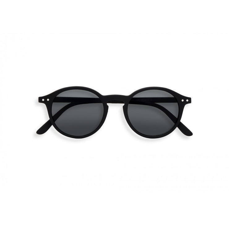 IZIPIZI #D Sunglasses Soft Black