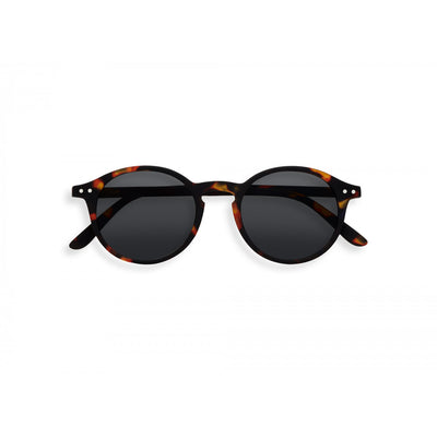 IZIPIZI #D Sunglasses Tortoise Grey Lenses