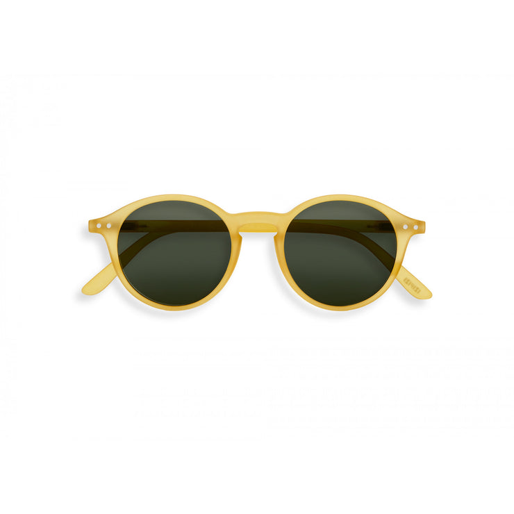 IZIPIZI Sunglasses Yellow Honey