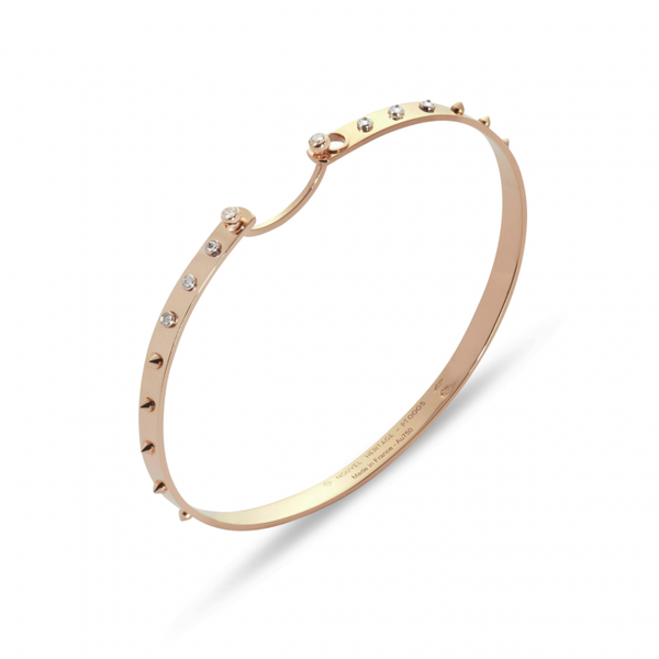 Brunch In New York Mood Bangle