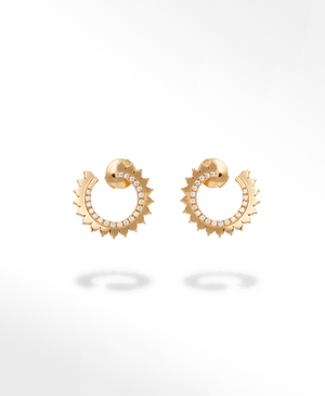 Vendome Lace Earrings