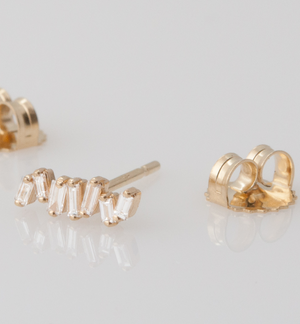 Unruly Diamond Studs