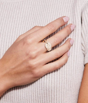 The Modern Signet Ring