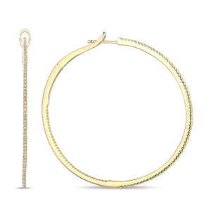 Eternity Hoop - Large