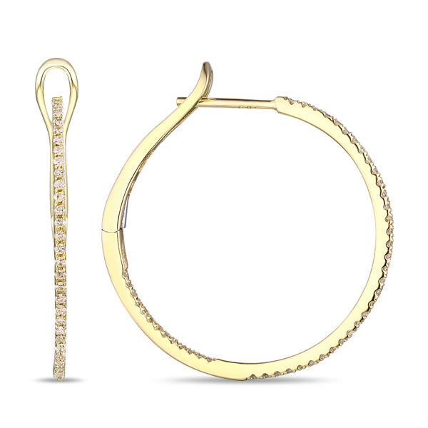 Eternity Hoop - Small