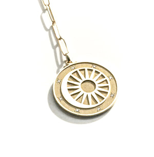 The Balance Medallion