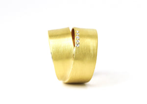 Gold Wrap Around Ring