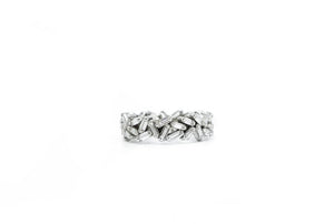 Eternity Ring with Diamond Baguettes