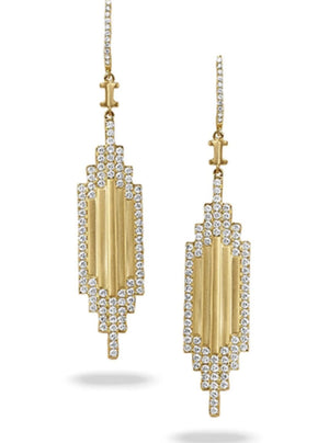 The Deco-licious Earrings