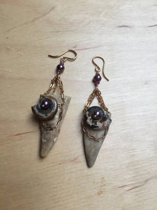 Woodland Queen Earrings