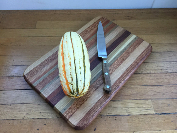 Cutting and Serving Board IX