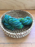 Insouciant Studios Hand Spun Yarn Sea Dragon