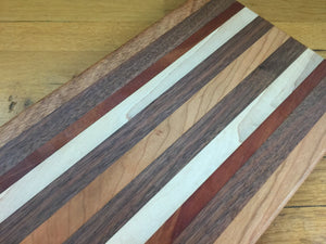 Cutting and Serving Board VII