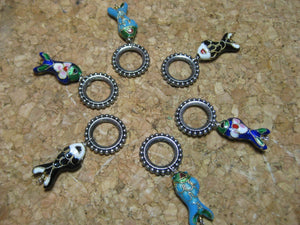 Catch III Stitch Markers