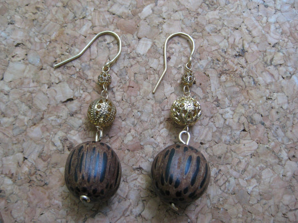Blue Mountain Earrings